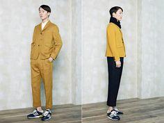 Korea Model모델 /Idol아이돌: 張基勇 -CHEOL DONG Lookbook