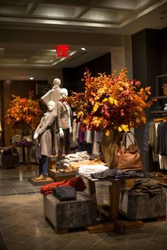 Massimo Dutti - Fall in New York / 5th Avenue Store