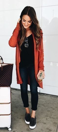 For the health of your betta you should know the Casual Outfit ideas (but lovely) style women will certainly be dressing this season. casual outfits for work Casual Fall Outfits, Fall Winter Outfits, Autumn Winter Fashion, Winter Style, Casual Winter, Black Jeans Outfit Fall, Fall Outfit Ideas, Autumn Fashion Women Fall Outfits, Fall Outfits 2018