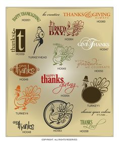 DIGITAL DOWNLOAD ... meaningful vector wall word art package for vinyl lettering in AI, EPS, SVG, and GSD formats ... perfect for door, window, glass, and wood block projects @ My Vinyl Designer #trendythanksgivingvinyl