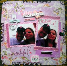 Happy Anniversary - Scrapbook.com