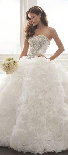Wedding Dress by Christina Wu Brides 2017