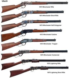 Uberti(Italia) Military Weapons, Weapons Guns, Guns And Ammo, Lever Action Rifles, Hunting Rifles, Firearms, Shotguns, Cool Guns, Le Far West