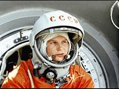 Космонавт Валентина Терешкова - YouTube