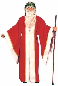 father christmas costume #christmas