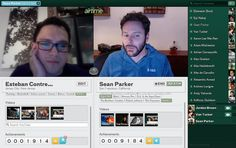 """Airtiming with Airtime co-founder (ex-Facebook and ex-Napster) Sean Parker - """"Android Coming Soon,"""" he told me."""