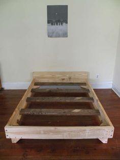 2 X 8 Bed