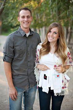 Twins Pregnancy Announcement