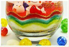 【楽天市場】ガラス細工の入った可愛い手作りキャンドル!ジェルキャンドル!:デザインキャンドル ピュア[トップページ]