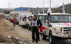 UN gives up on Syrian aid airdrops