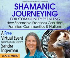 Shamanic Journeying for Collective Healing  with Sandra Ingerman