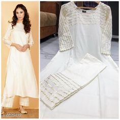 Kurta Sets New Combo Collection kurti Fabric: Rayon Bottomwear Fabric: Rayon Bottom Type: Plazzo Sleeve Length: Three-Quarter Sleeves Pattern: Embellished Combo of: Single Sizes: L (Bust Size: Up To 40 in Kurta Length Size: 48 in Bottom Waist Size: 32 in Bottom Length Size: 39 in)  XXL (Bust Size: Up To 44 in Kurta Length Size: 48 in Bottom Waist Size: 36 in Bottom Length Size: 39 in) Country of Origin: India Sizes Available: L, XXL   Catalog Rating: ★4 (496)  Catalog Name: Aagam Superior Kurtis CatalogID_1039330 C74-SC1003 Code: 094-6523439-3531