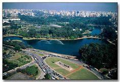 São Paulo.  Parque Ibirapuera #TalentosGlobales