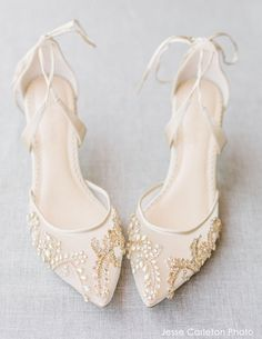 wedding shoes sparkly Comfortable Jewel Champagne low heels with embellishment. Hand beaded gold teardrop stones, beads and cross ankle straps. Sparkly Wedding Shoes, Wedding Boots, Wedding Shoes Heels, Bride Shoes, Prom Shoes, Vintage Wedding Shoes, Gold Bridal Shoes, Winter Wedding Shoes, Best Bridal Shoes