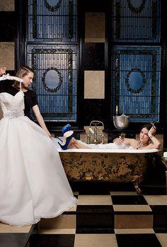 Mark + James Bridal by Badgley Mischka   Brides.com