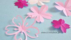 クラフトパンチで作る可愛い小花のくす玉の作り方 | 見たものクリップ Fun Crafts, Diy And Crafts, Crafts For Kids, Arts And Crafts, Paper Crafts, Origami Flowers, Paper Flowers, Flower Video, Flower Template