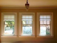 Craftsman Window Treatment Renovation Restoration Windows Style Houses