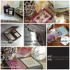 #Christmas #Gift ideas from #BridgeInTheBox.  #PressRelease