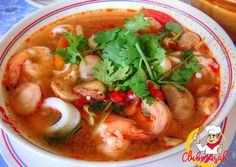 Resep Tom Yam, Resep Tom Yam Ayam, Club Masak