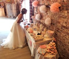 A Chi Chi Affair: Brilliant Boutique Businesses: Sweet Dream Events Wedding Candy Table, Sweet Table Wedding, Candy Wedding Favors, Wedding Desserts, Chic Wedding, Wedding Tips, Dream Wedding, Wedding Decorations, Wedding Day