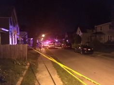"Man killed in double shooting inside car - The incident started with 911 calls of ""shots fired"" in the the 1200 block of Lillie Street."
