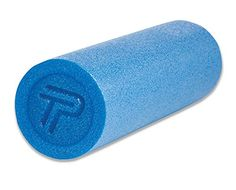 Blue, 6-Inch x 18-Inch Fitness & Jogging Pro-Tec Athletics Foam Roller Crosstrainer