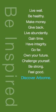 Need a career change? Financial freedom and time freedom? Choose Arbonne