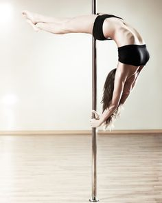 I find this the most amazing way to work out, I actually have a pole and its amazing! Its not just for stripping :)