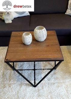 Coffee table natural oak DIAMOND.