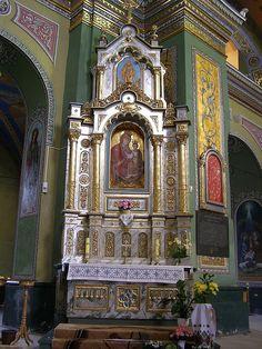 Greek Catholic cathedral of the Transfiguration, Jaroslaw, Poland