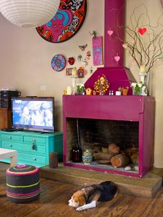 Moon to Moon: The Bright Bohemian Home of.... Pato and Pablo in Buenos Aires