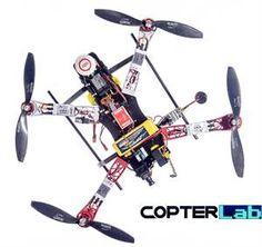 Quadcopter Freedom Madiba FPV