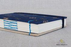 Cadernos Âncoras - Ateliê Fofurices