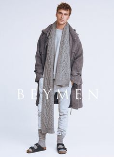 Clement Chabernaud for Beymen Fall Winter 2015