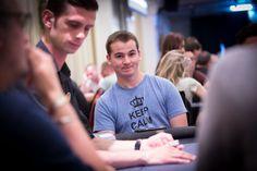 Ivan 'ValueMerguez' Deyra #Winamax #SISMIX #poker #music #festival. Crédit photo: Caroline Darcourt