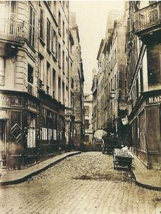 L'Ile de la Cité... avant Haussmann