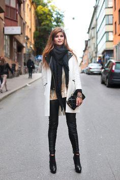 28 Street Style Shots From Stockholm Fashion Week   TeenVogue.com