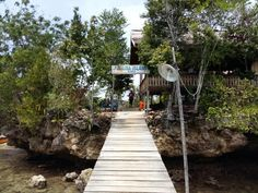 The Poyalisa Cottages near Bomba Village, one of the best place to stay in Togian.