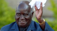 Kaunda congratulates Zambian president on winning election African Union, Presidential Election, Victorious, Presidents, Top Ten, Politics, People, People Illustration