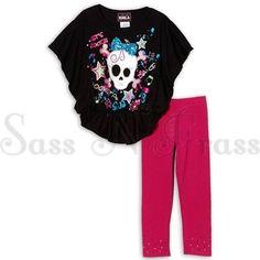 Bones Cute Set  http://www.sassnfrass.net#Tinasea