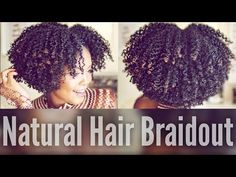 Can Crochet Hair Get Wet : ... /video-gallery/natural-hair-videos/bomb-braidout-natural-hair-video