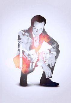 Jim Moriarty - sherlock-on-bbc-one Fan Art