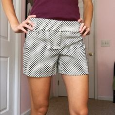 """LOFT 4"""" Chino Shorts 🔹 Host Pick 🔹8/21/16 - Wardrobe Goals 🔹 Host Pick 🔹8/29/16 - Back to Campus Style    Re-Poshing these beautiful shorts which are in perfect condition. Unfortunately they were a tad too big on me. It turns out a J. Crew Small is different from a Loft Small. :( Hope these find a lovely home! LOFT Shorts"""