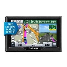 Nuvi 58LMT GPS