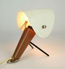 1950s Wall/ Bedside Lamp Mid Century Vintage Art Deco Italy Stilnovo 60s 70s Era