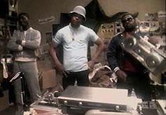 Krush Groove- LL Cool J scene.