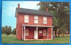 Birthplace of Paul Dresser, Terre Haute Indiana