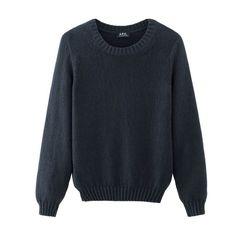 Shetland jumper (835 BRL) ❤ liked on Polyvore featuring tops, sweaters, jumper top and jumpers sweaters