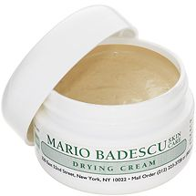 Drying Cream from Mario Badescu Skin Care via mariobadescu.com