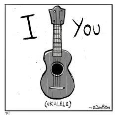 I (Ukulele) You